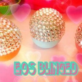 EOS Blinged out lipbalm