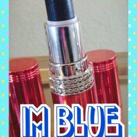 Im Blue ..Lipstick