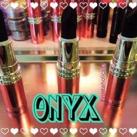 Onyx …Black Lipstick