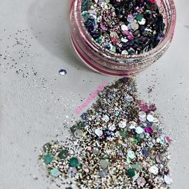 NEW! Chunky Mermaid Scale loose glitter