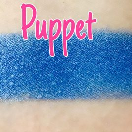 NEW ! Puppet Eye Pigment