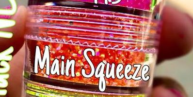 NEW! Main Squeeze Glitter