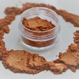 NEW! Pumpkin Spice Scented Loose Hilighter / pigment