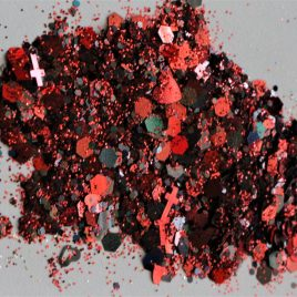 Vampira HALLOWEEN Glitter Limited Edition