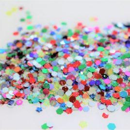 NEW! Funfetti Chunky Glitter