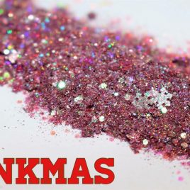 Pinkmas Glitter
