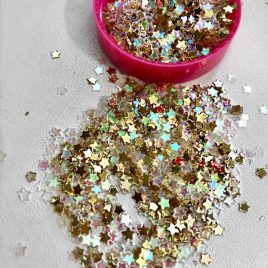 NEW! Star Shine Loose Chunky Glitter
