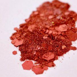 NEW! Glitter / Pigment Hybrid .. LOVE LETTER