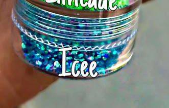 NEW! Icee Glitter