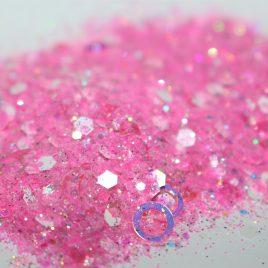 Hoops Glitter