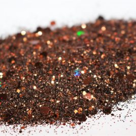 Brownie Glitter