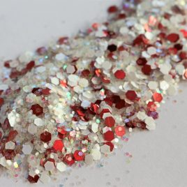 Peppermint Scented Glitter